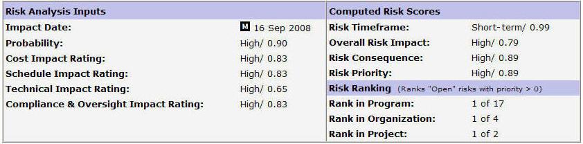 Risk Management - Tools and Techniques/RiskNav